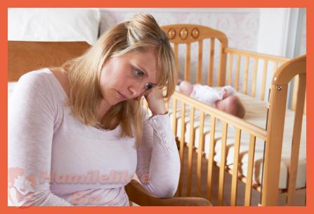 Doğum Sonrası Depresyon Nedir¿