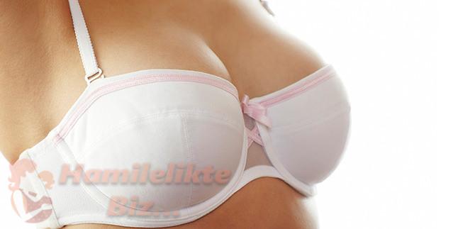 Hamilelikte Göğüslerde Hassasiyet