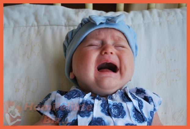Bebeklerde Kolit Nedir¿