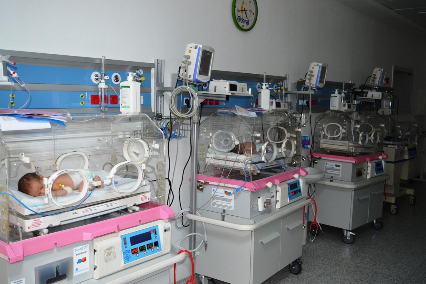 Hasta Doğan Bebek İçin Yeni Doğan Bakım Birimi Ne Yapar?