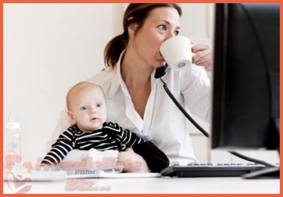 Annelik Ve Kariyer Aynı Anda Gerçekleşebilir Mi¿