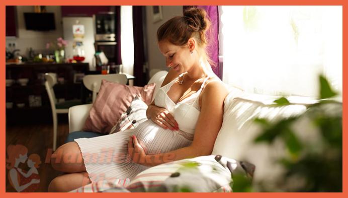 Hamile iken Hastalanma…
