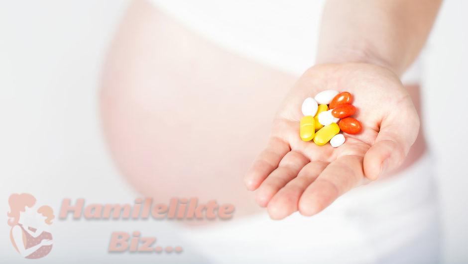 Hamilelik Döneminde Antibiyotik