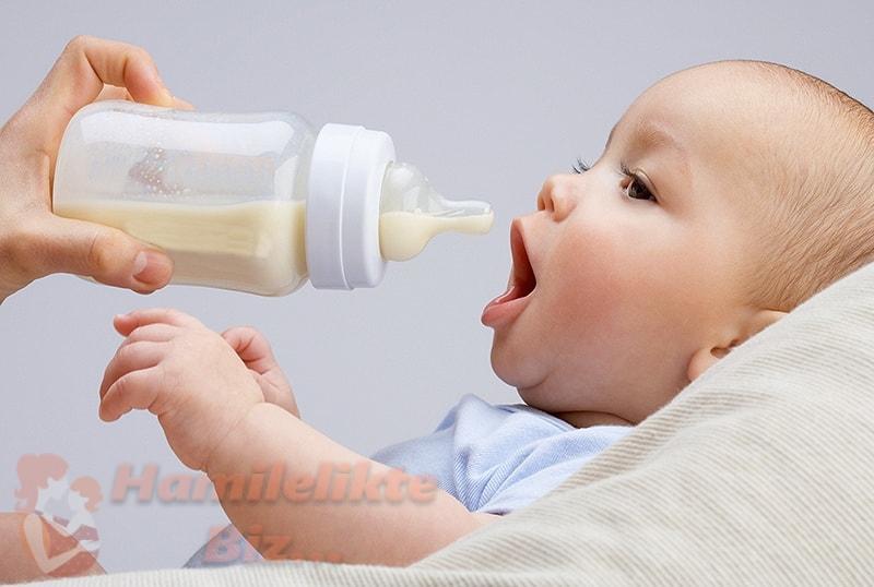 Bebeği Biberonla Beslemenin Sakıncaları