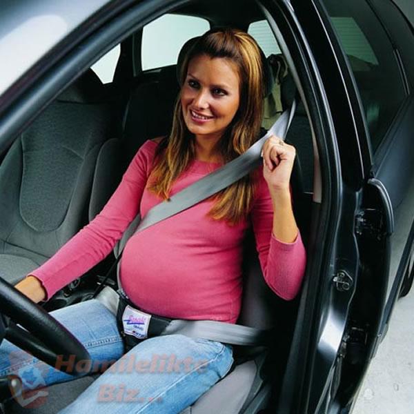 Hamilelik Döneminde Araba Kullanmak