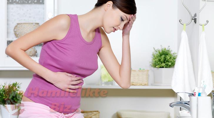 Hamilelikte (Gebelikte) Baş Dönmesi ve Bayılma
