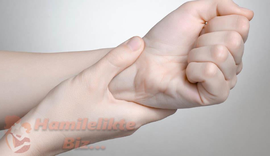 Hamilelikte (Gebelikte) Ellerin Uyuşması