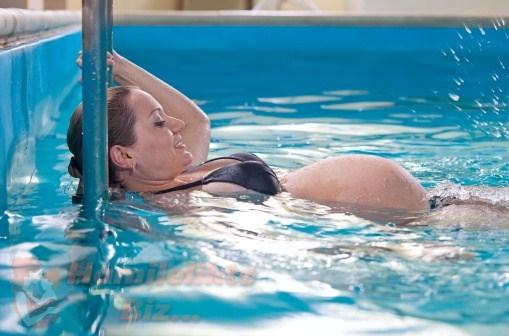 Hamilelikte (Gebelikte) Yüzmek