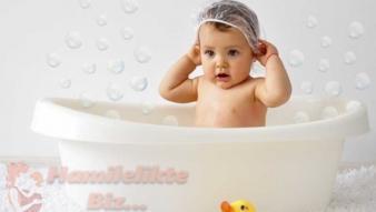 Bebekleri Banyo Yaptırırken Nelere Dikkat Edilmelidir?