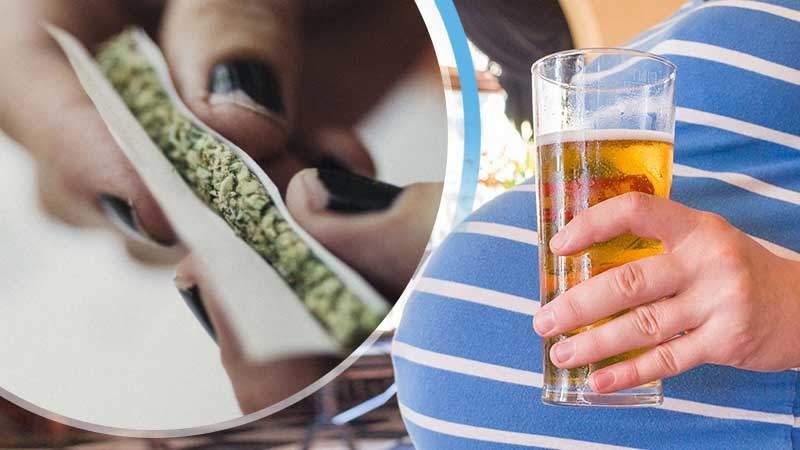 Hamilelikte Zararlı Alışkanlıkların Kullanılması